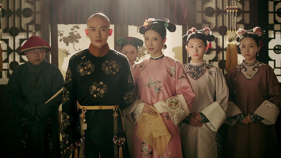 Story of Yanxi Palace Chinese Drama Recap: Episodes 15-16
