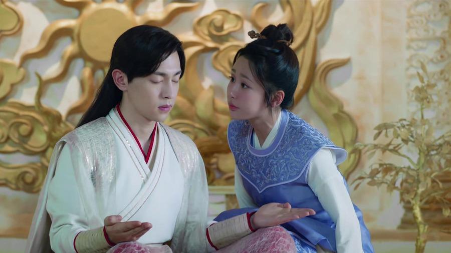 Ashes of Love Chinese Drama Recap: Episodes 1-2