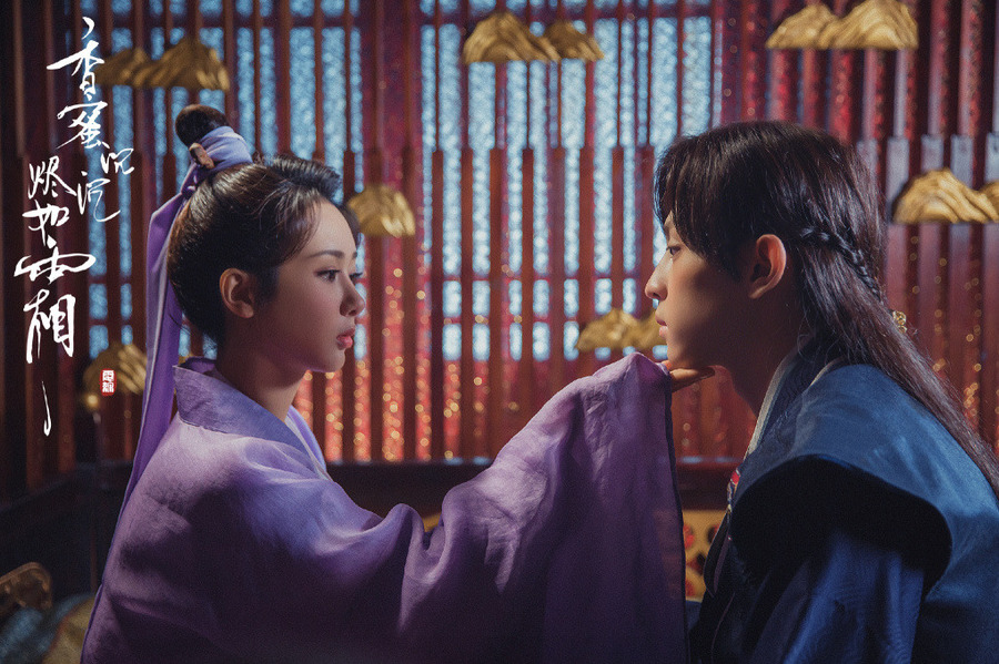 Ashes of Love Chinese Drama Recap: Episodes 9-10