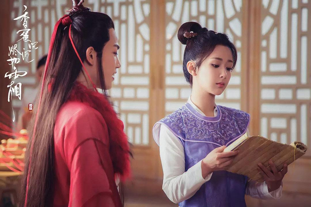 Ashes of Love Chinese Drama Recap: Episodes 15-16