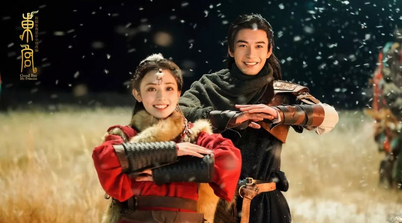 Goodbye My Princess Chinese Drama Recap: Episodes 21-22