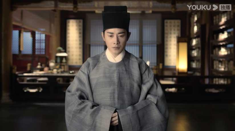 Royal Nirvana: Luo Jing visits Huang Zhi Jian