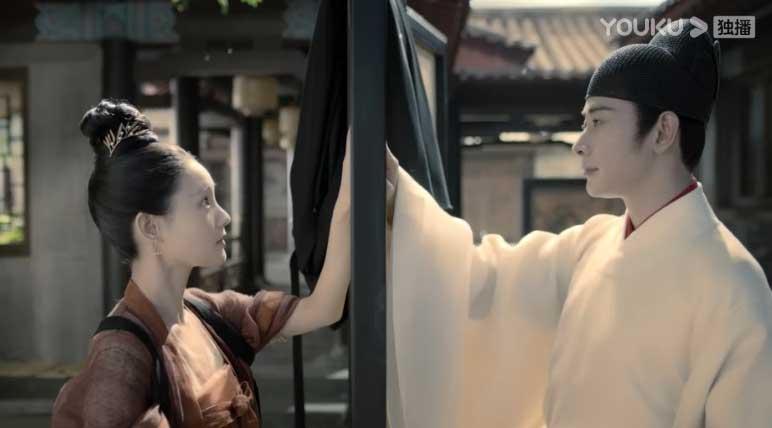 Royal Nirvana: Li Yi Tong meets with Luo Jing