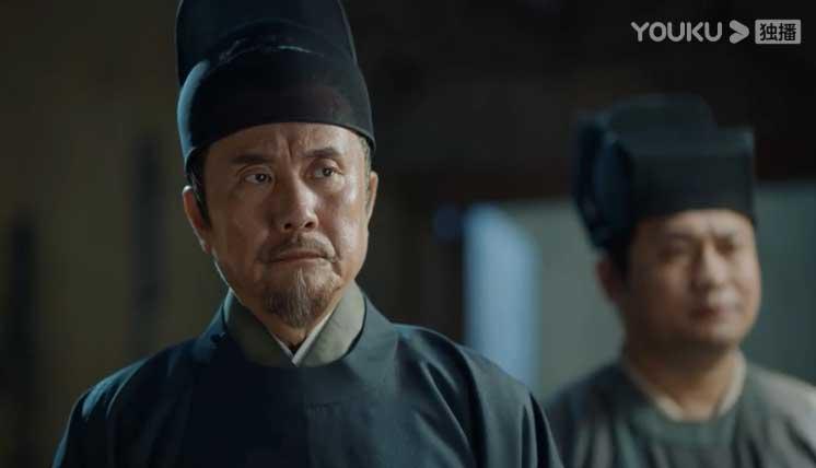 Royal Nirvana: Huang Zhi Jian asks his man to take care of Qiu Xin Zhi