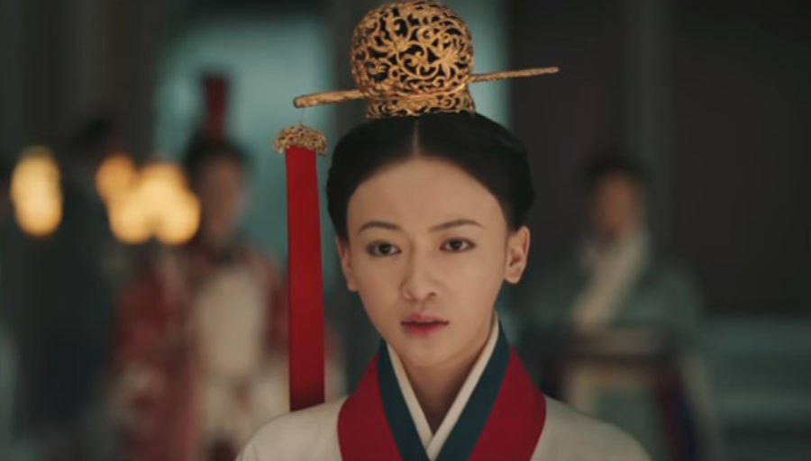 The Legend of Hao Lan: Episode 9