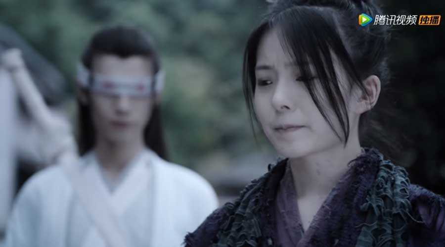 The Untamed Chinese Drama: Episode 38