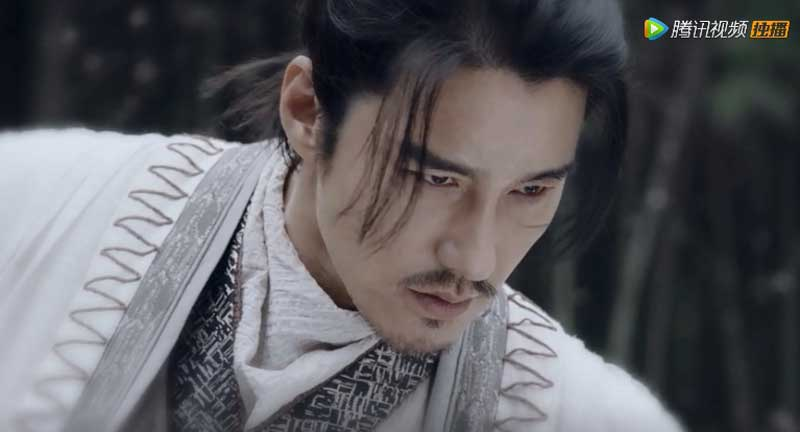Legend of Fei Chinese Drama: Episode 9