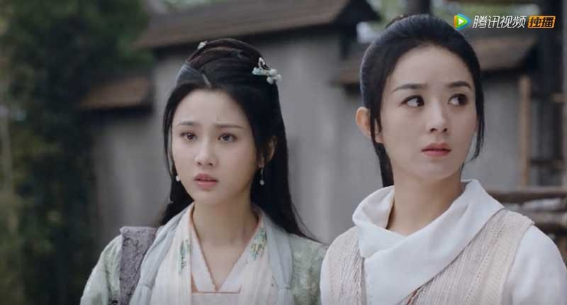 Legend of Fei Chinese Drama: Episode 12