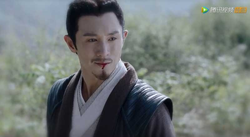 Legend of Fei Chinese Drama: Episode 14