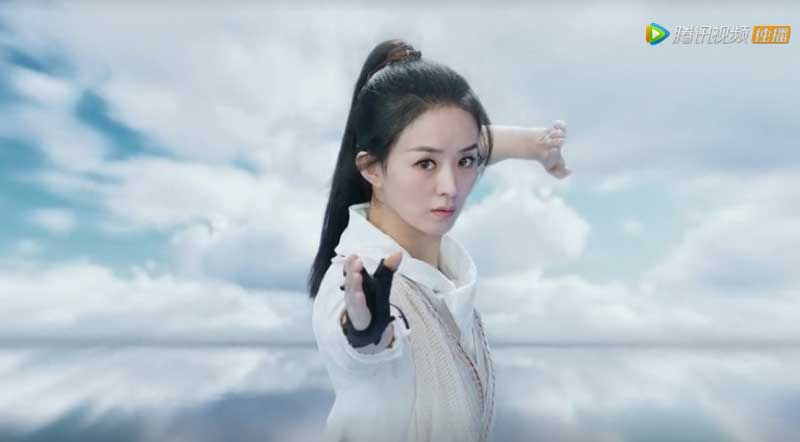 Legend of Fei Chinese Drama: Episode 15